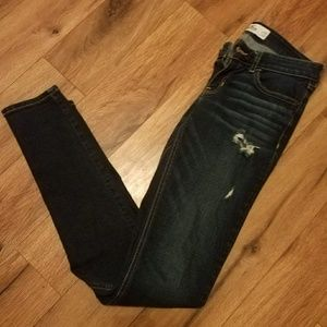 Hollister Skinny Jeans 3 Regular